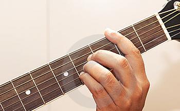 Belajar Chord dan kunci gitar dasar (B) mayor