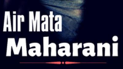 Novel air mata Maharani