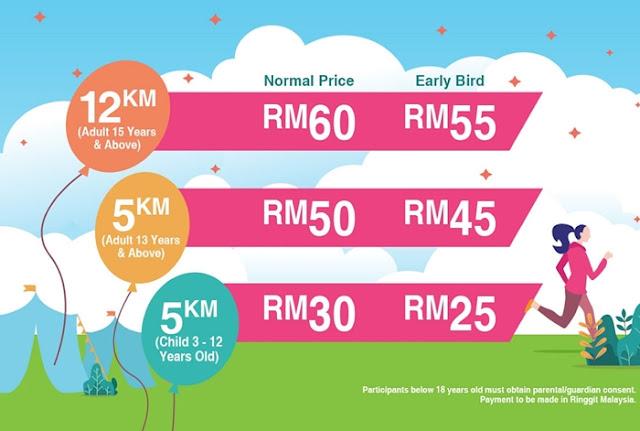 #KamiCaring Run 2019, Perdana Botanical Garden, Kuala Lumpur, Malaysia Run Event, Malaysia Running, Running, Fitness, Healthy Lifestyle, Caring Pharmacy