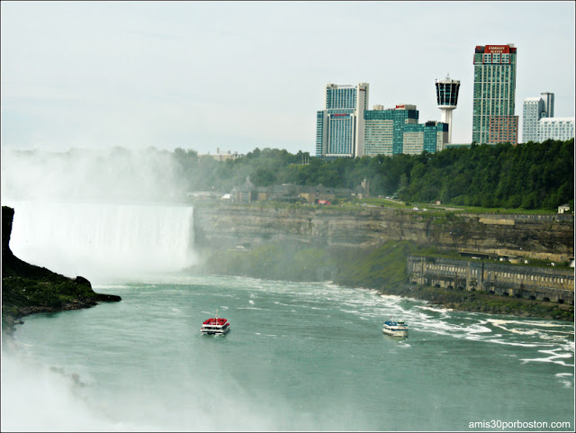 Cataratas del Niágara: Maid Of The Mist & Hornblower
