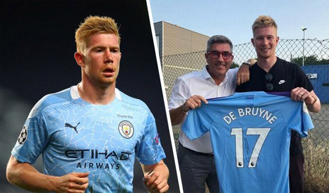 """Người đại diện De Bruyne bị bắt vì cáo buộc """"lừa tiền"""" Man City 2"""
