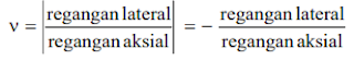 poisson ratio equation