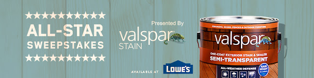 Valspar MLB All-Star Sweepstakes