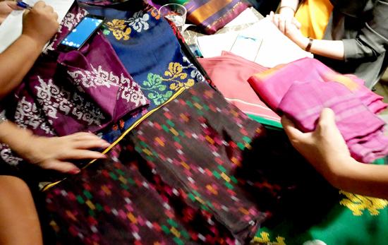 Fine silk Inaul