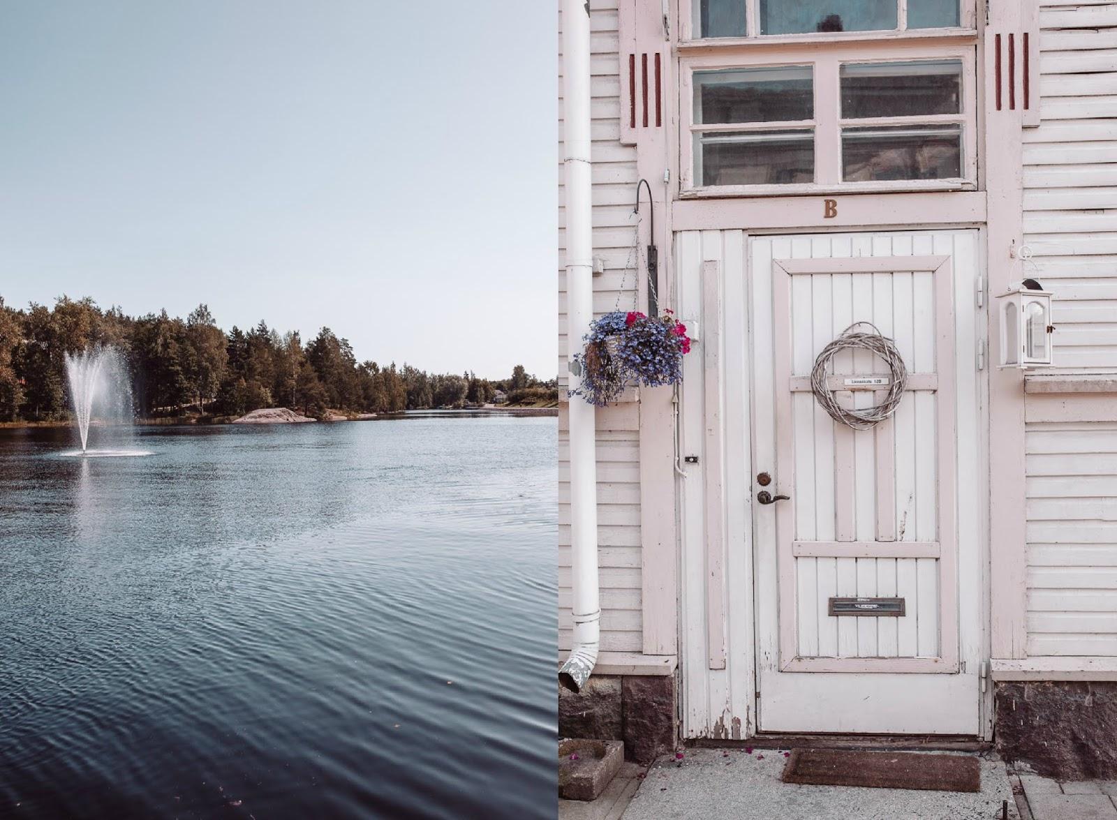 Summer in Savonlinna