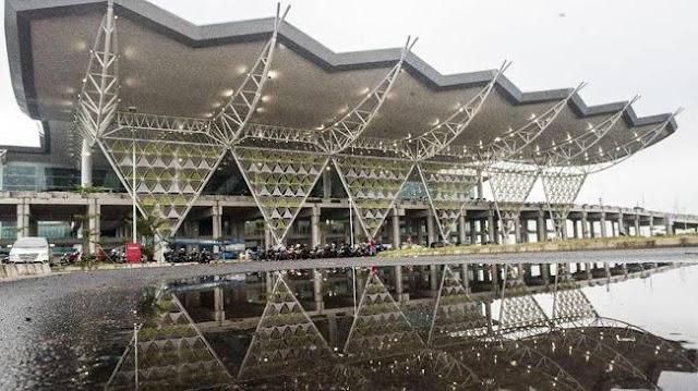 Indef : Proyek Bukit Algortima (BURIT) Berpotensi Mangkrak Kayak Bandara Kertajati