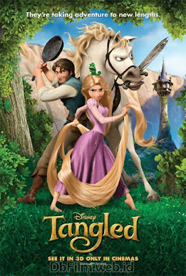 Sinopsis film Rapunzel (Tangled) (2010)