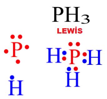 PH3 Lewis Yapısı