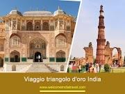 Pacchetti Viaggio India | Viaggio triangolo d'oro India