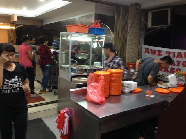 kwetiau enak di Jakarta Jl. Gajah Mada