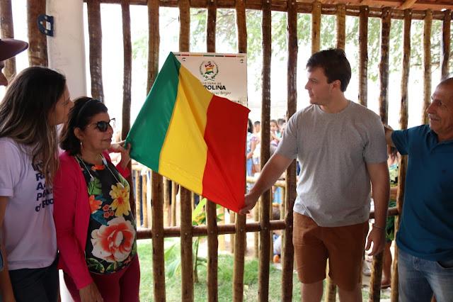 Miguel inaugura pista de skate e jardim sensorial no Parque Josepha Coelho