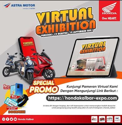 Sapa Netizen, Astra Motor Gelar Virtual Exhibition