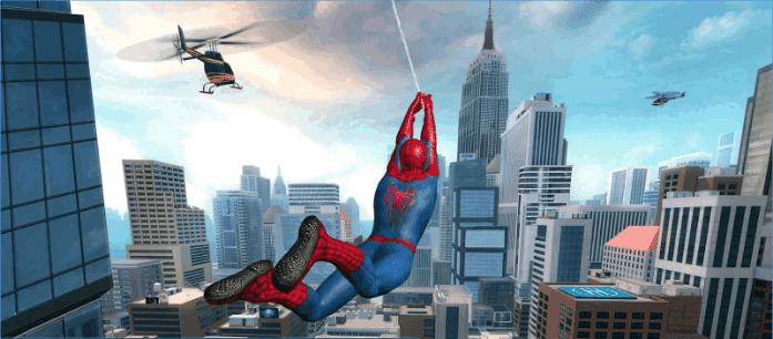 5 أفضل ألعاب الرجل العنكبوت للاندرويد best Spider-Man games