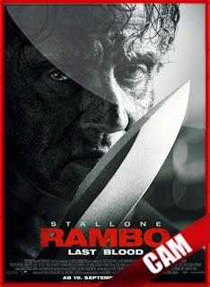 Rambo: Last Blood (2019) |CamRip Latino HD GoogleDrive 1 Link