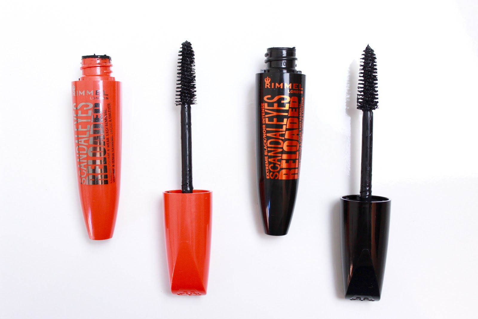 Rimmel Scandaleyes Reloaded Mascara Review