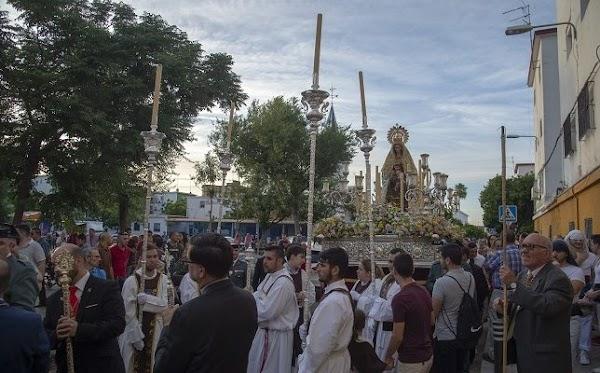 La Candelaria de Madre de Dios de Sevilla suspende su procesión