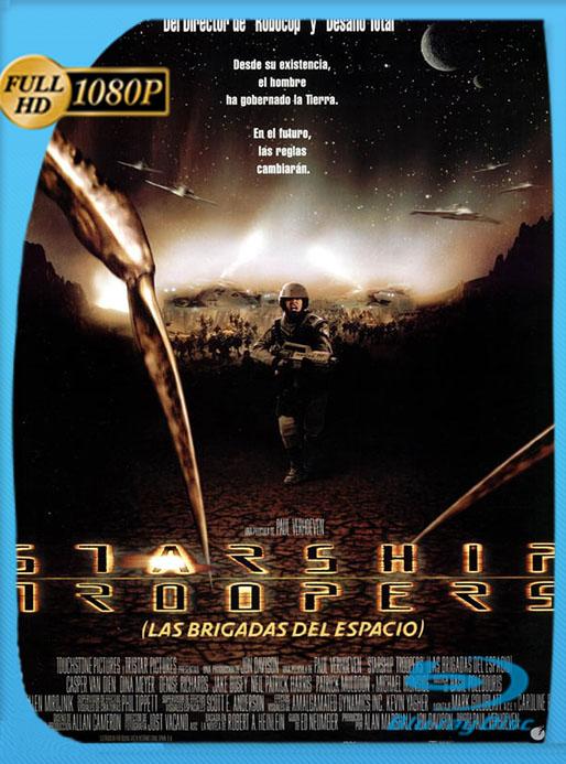 Starship Troopers (1997) 1080p BRRip Latino  [GoogleDrive] Tomyly