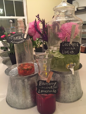 Herb infused lemonade recipes