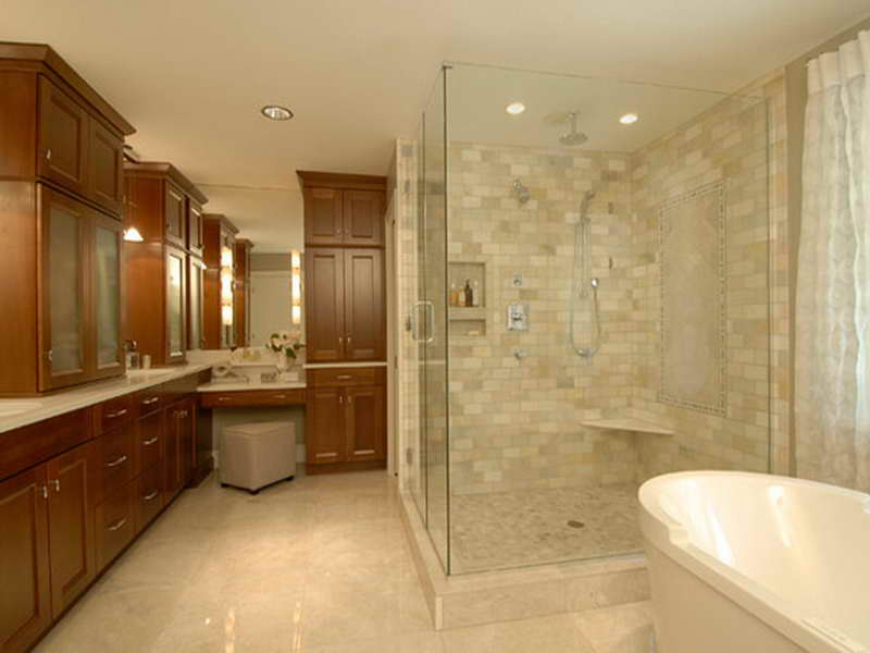 Small Bathroom Model With Nice Furniture For Limited Space ... on Model Bathroom  id=92319