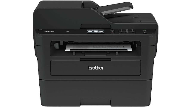 Brother MFCL2750DW Monochrome All-in-One Wireless Laser Printer