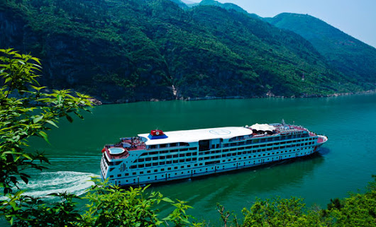 What is river cruising?