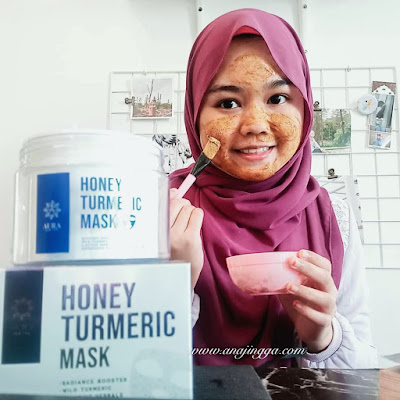 Honey Tumeric Mask