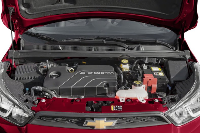 Chevrolet Spark 2017 review