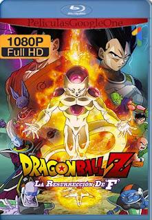 Dragon Ball Z: La resurrección de Freezer [2015] [1080p BRrip] [Latino-Inglés-Japones] [LaPipiotaHD]