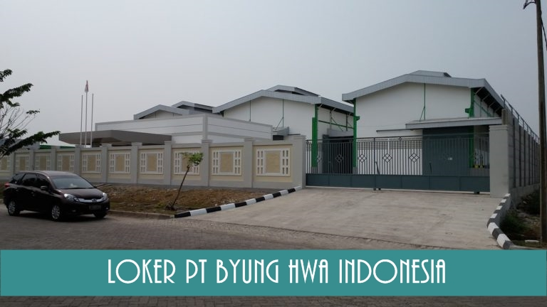 PT Byung Hwa Indonesia