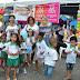 Outubro Colorido proporciona diversão e serviços para crianças