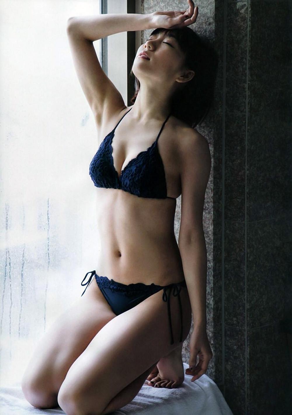 Suda Akari 須田亜香里, BUBKA 2017.06 100%SKE48 (ブブカ 100%SKE48 2017年06月号)