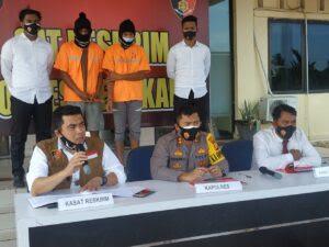 Cegah Karlahut, Pelaku Pembalak Liar di Bandar Laksamana Berhasil Diamankan Satreskrim Polres Bengkalis