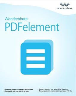 اقوى برنامج لتعامل مع ملفات pdf من تحرير وتعديل Wondershare PDFelement v5.12.1.1603