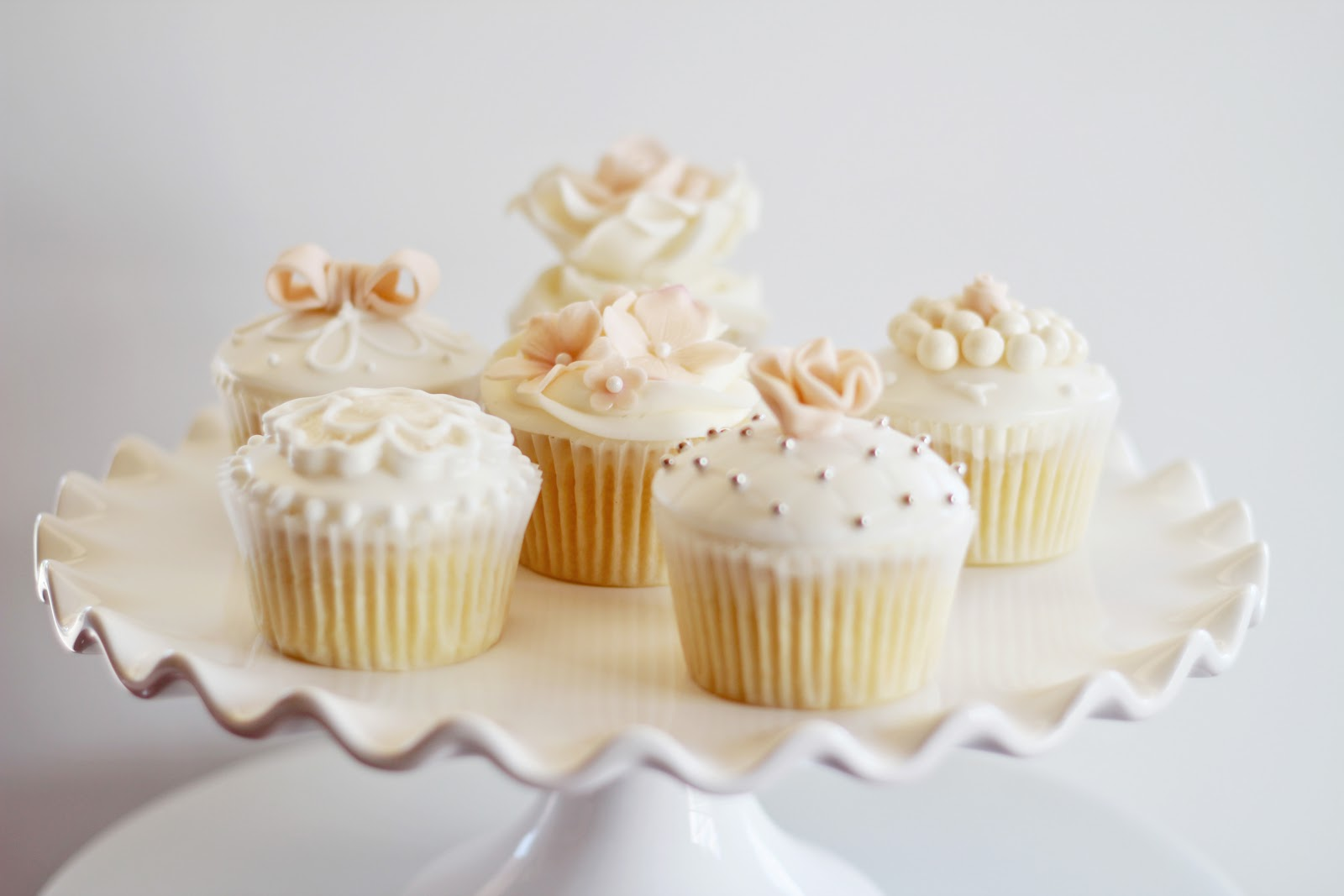Bridal Shower Cake And Cupcake Ideas