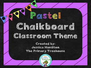 https://www.teacherspayteachers.com/Product/Pastel-Chalkboard-Classroom-Theme-Decor-EDITABLE-2623137