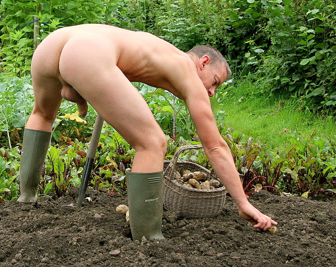 Spilling the gardeners seed hq xxx photo