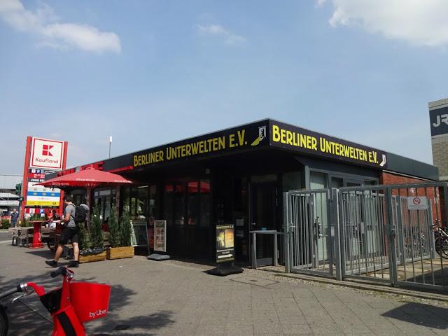 Berliner Unterwelten - tour pela Berlim subterrânea