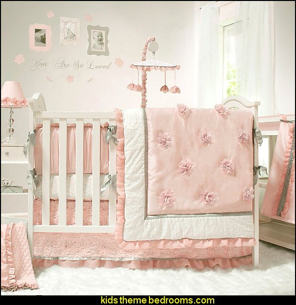 Arianna 5 Piece Baby Crib Bedding Set