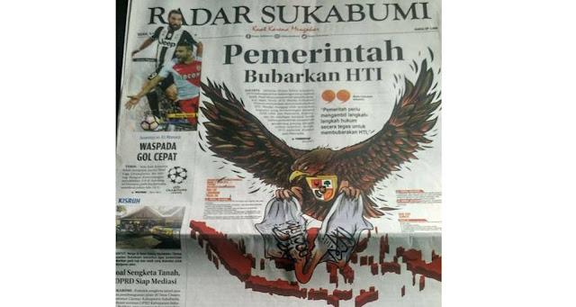 KAMMI : Radar Sukabumi menghina Islam dan Pancasila
