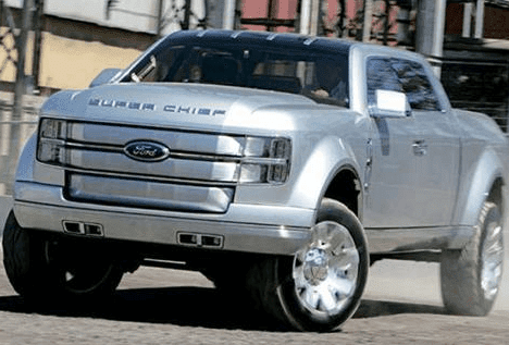 f150 super chief