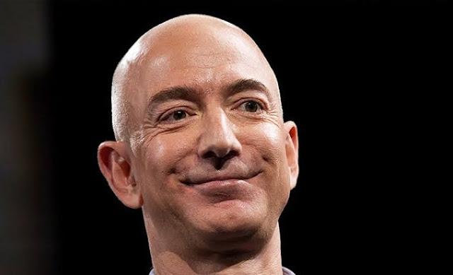 Jeff Bezos Orang Terkaya di Dunia yang Rugi hingga Triliunan
