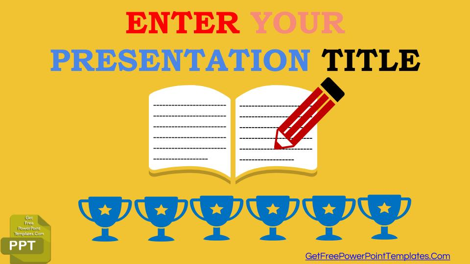 powerpoint templates free education
