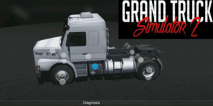 Grand Truck Simulator 2 -1.0.28n Yeni Ehliyet Hileli Mod Apk İndir Son Sürüm 2020
