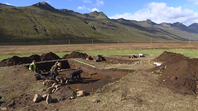 Viking Age excavation could rewrite the story of Iceland's settlement