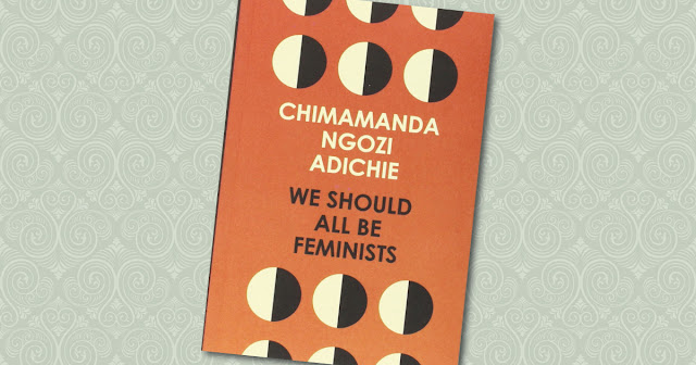 We Should All Be Feminists Chimamanda Ngozi Adichie Cover