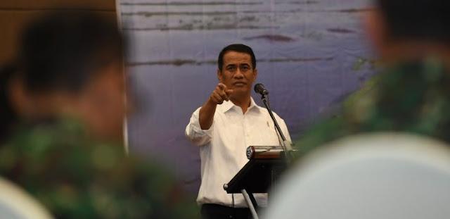 Gagal Menteri Lagi, Kenapa Amran Tuding BPS Gunakan Data Mafia?