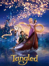 Rapunzel film in romana – desene cu rapunzel