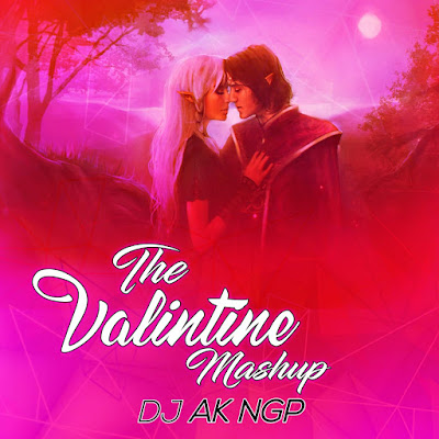 The Valentine's Day Mashup - Dj AK NGP