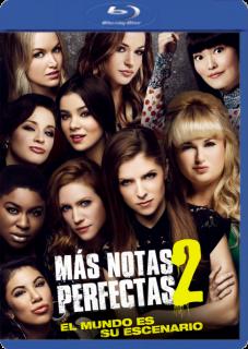 Más Notas Perfectas (2015) BRRip Latino