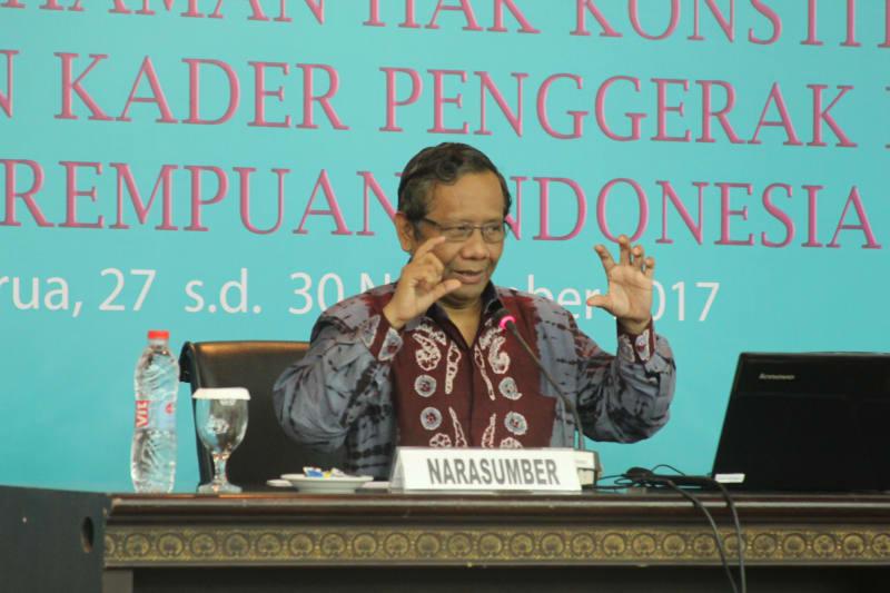 PKB Sindir Mahfud MD dengan Sebuah Hadits